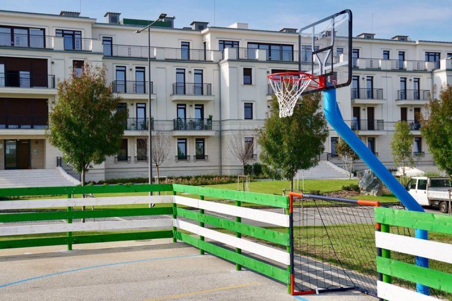Sportos őszi szünet a Tóparkban a gyerekeknek