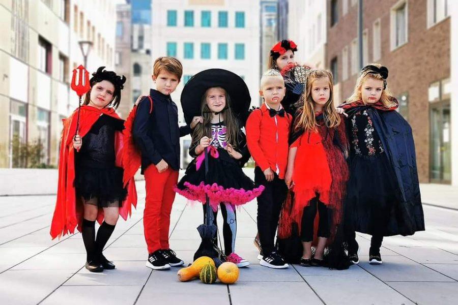 Halloween-i ünnepi programok a Tóparkban